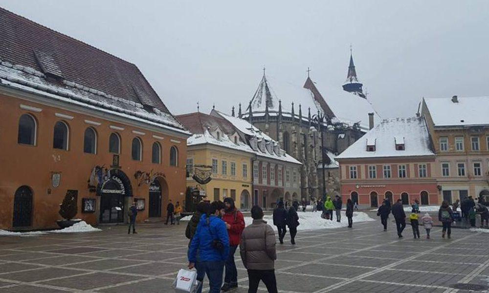 Brašov – grad u Transilvaniji
