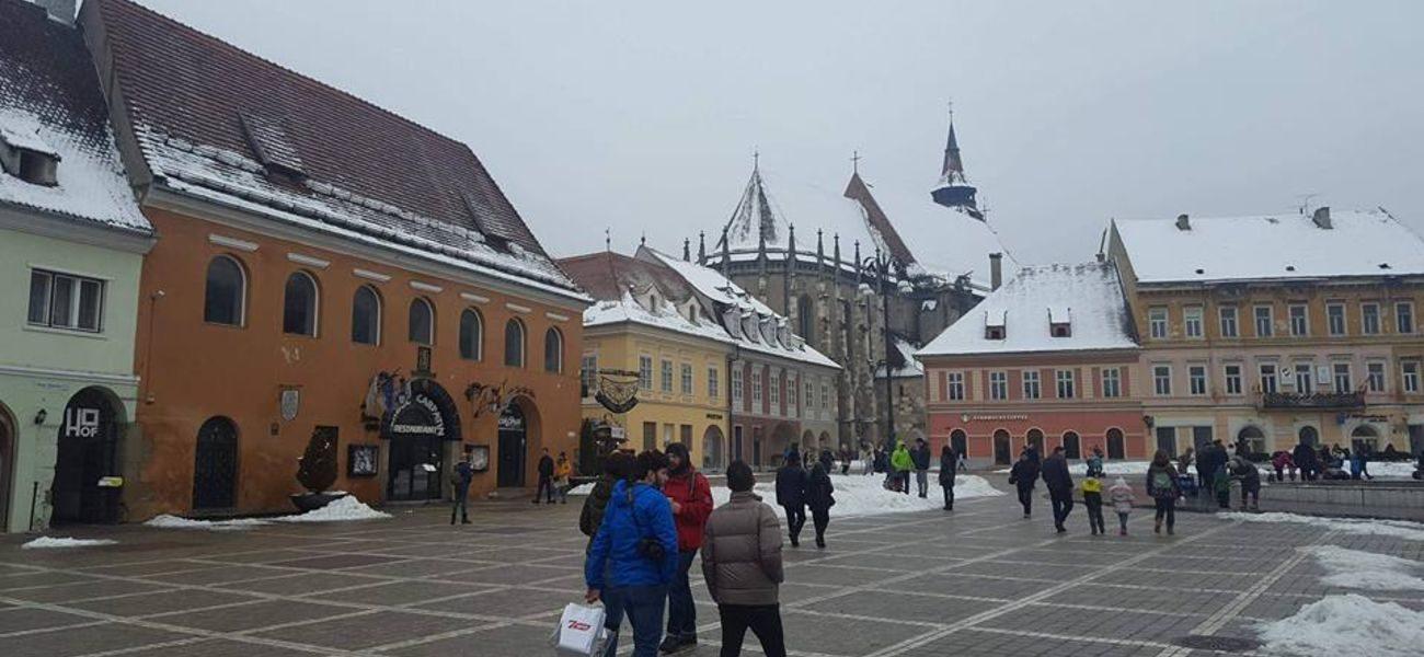 Brasov – city in the Transylvania
